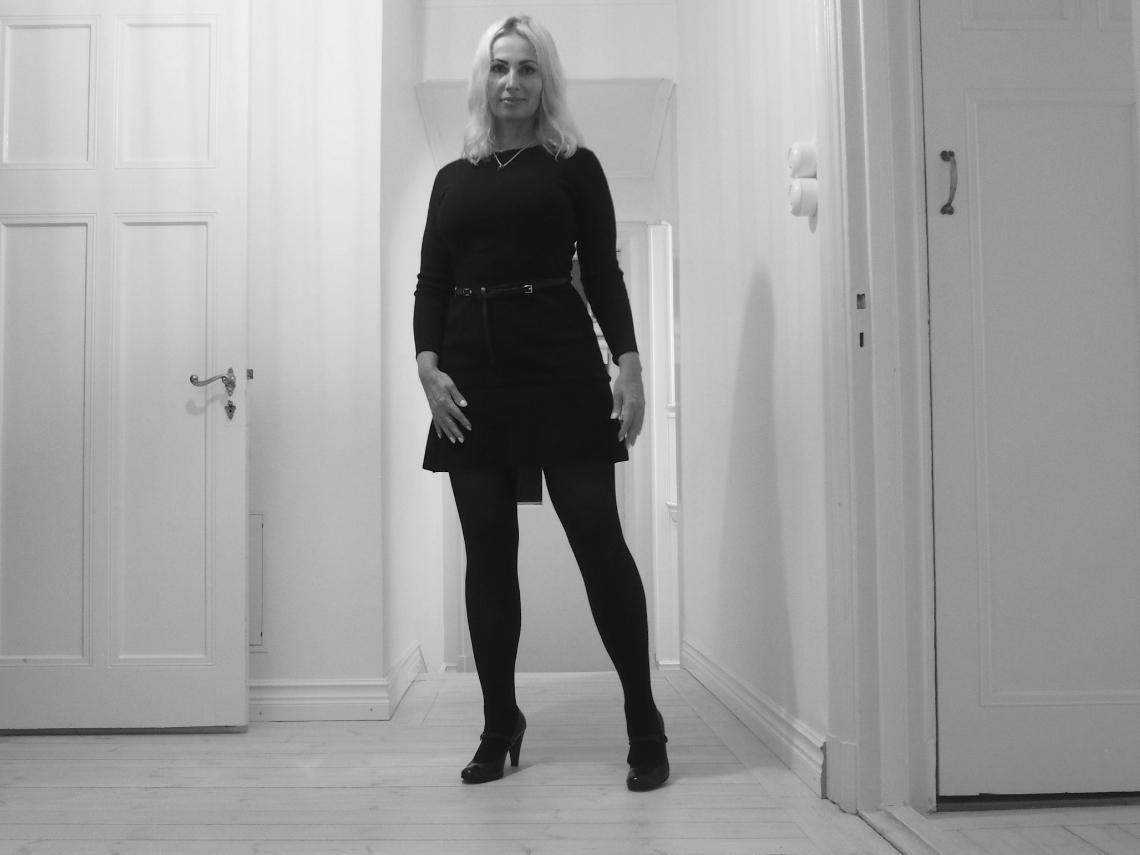 All black – Charlotta Flinkenberg