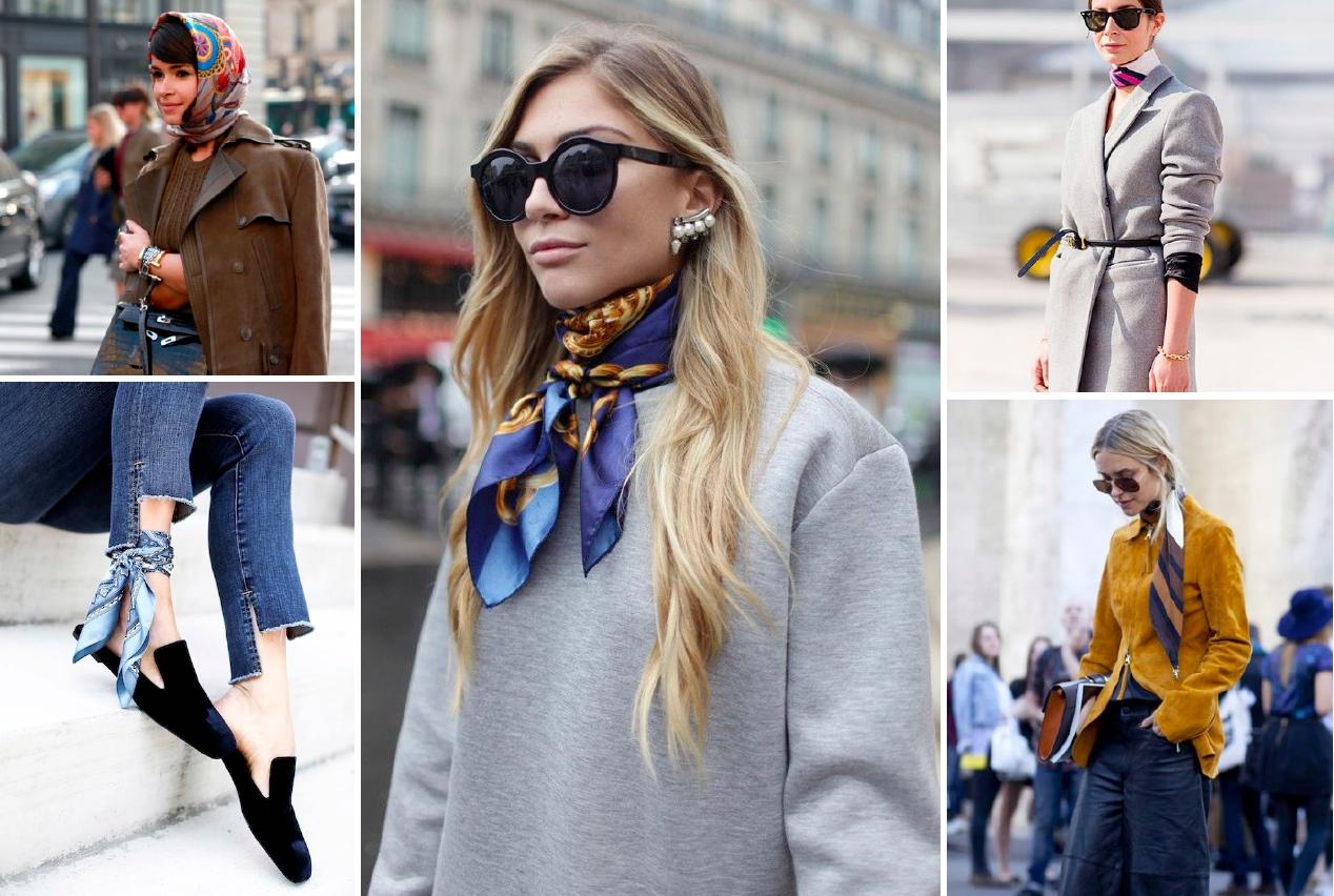 5 sätt att styla din scarf (och hjälpa världen) – Charlotta