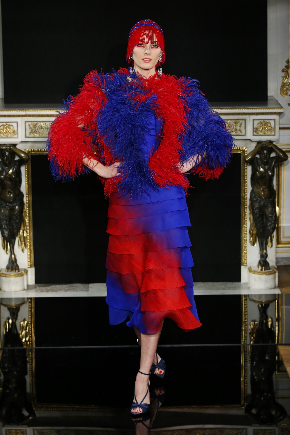 Armani Privé haute couture Paris 2019