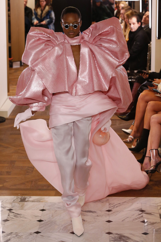 Balmain haute couture Paris 2019