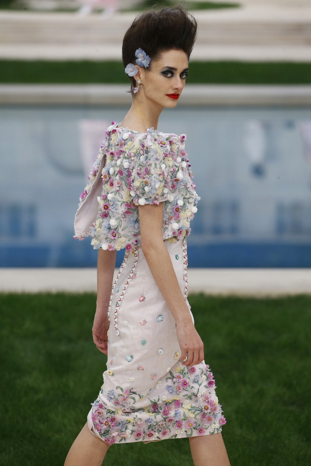 Chanel haute couture Paris 2019
