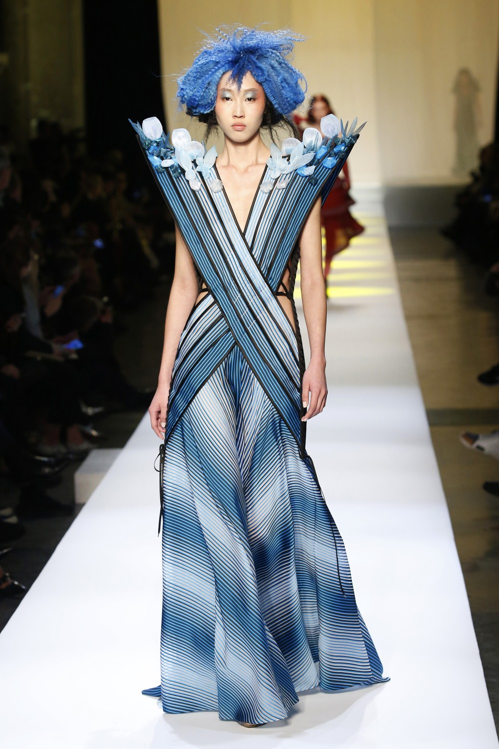 Jean-Paul Gaultier haute couture Paris 2019