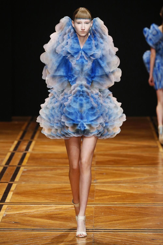 Iris Van Herpen haute couture Paris 2019