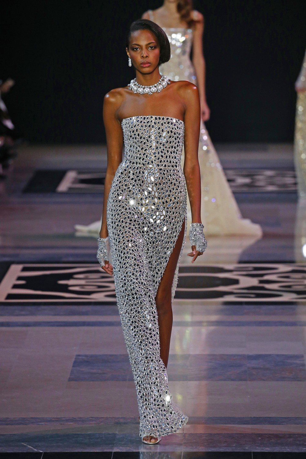 Georges Hobeika haute couture Paris 2019