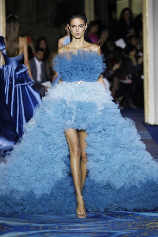 Zuhair Murad haute couture Paris 2019